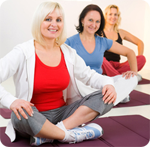 Denise Owen Massage Therapy - yoga ladies