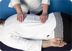 reiki to lower back