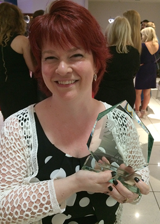 Best Massage Therapist in Wales 2015, Denise Owen Massage Therapy